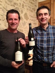 Christian et Jean Marc